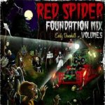<img class='new_mark_img1' src='https://img.shop-pro.jp/img/new/icons59.gif' style='border:none;display:inline;margin:0px;padding:0px;width:auto;' />[USED] RED SPIDER FOUNDATION MIX 5 / REDSPIDER レッドスパイダー