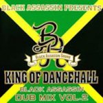 <img class='new_mark_img1' src='https://img.shop-pro.jp/img/new/icons59.gif' style='border:none;display:inline;margin:0px;padding:0px;width:auto;' />[USED] KING OF DANCEHALL BLACK ASSASSIN DUB MIX vol.2 / BLACK ASSASSIN