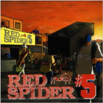 <img class='new_mark_img1' src='https://img.shop-pro.jp/img/new/icons59.gif' style='border:none;display:inline;margin:0px;padding:0px;width:auto;' />[USED] REDSPIDER #5  / REDSPIDER レッドスパイダー