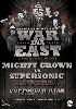 (DVD)WAR INA EAST 2010/MIGHTY CROWN vs SUPER SONIC