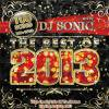 (CD+DVD)THE BEST OF 2013 / DJ SONIC