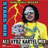 STARS MIX -ALL VYBZ KARTEL MIX- / E-TA for LIGHTNING STAR