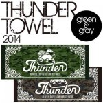 THUNDER TOWEL 2014