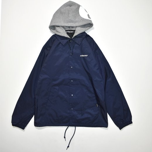 Hood DOU Coache Jacket