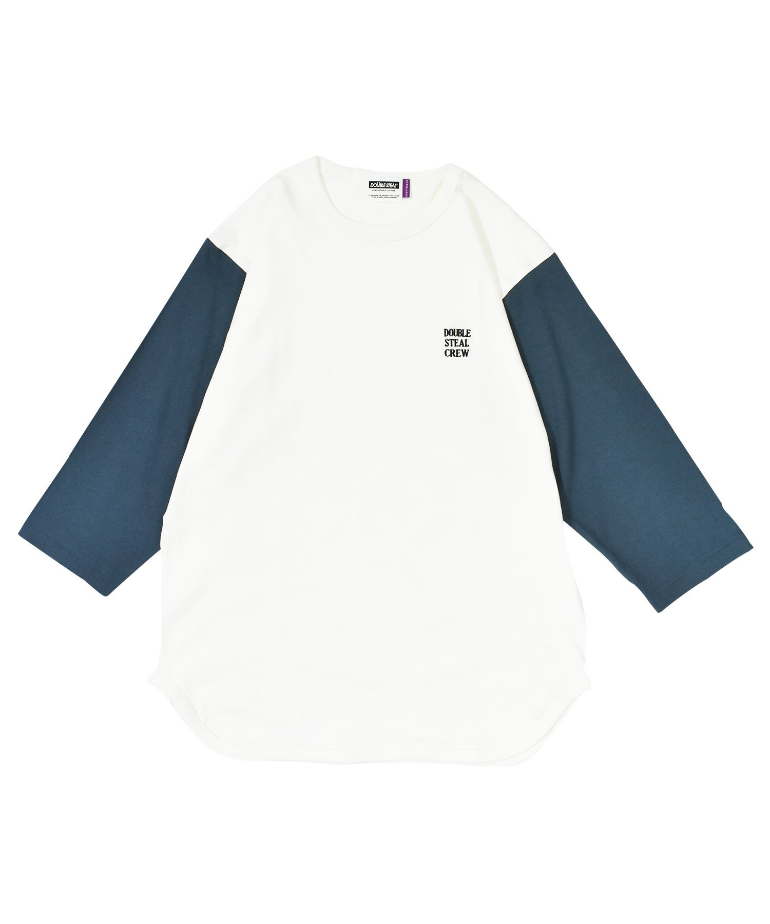 Mini Crew Logo Sleeves 長袖 Tシャツ