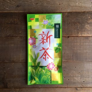 鹿児島新茶「技」Waza