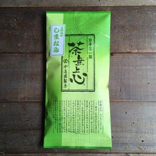 抹茶入り茎茶【しまなみ】80g