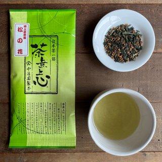 玄米茶「松の花」80g