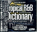 【廃盤】DJ DDT-Tropicana / Tropical R&B Dictionary -Black Edition- 〜NJS...[MIX CD]