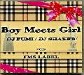 DJ Fumi & DJ Shaker / Boy Meets Girl ( 2CD ) - 女性アーティスト/男性アーティストにわけた2枚組!