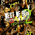【廃盤】DJ Akeey / BEST OF 90's Vol.2 -90-99 R&B HITS- (2CD) 一生聴ける90's R&B第2弾!