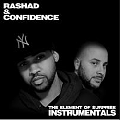 RASHAD & CONFIDENCE / THE ELEMENT OF SURPRISE (INSTRUMENTAL) [IAR018CD][DI1309][CD]