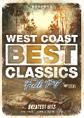 Gordon S Films / West Coast Best Classics [MIX DVD] - 珠玉の名曲たちを!