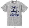 DOGGYSTYLE T-Shirts [ネイビー] - あのスヌープの1stアルバムジャケがなんと!!
