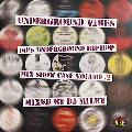 DJ MILKY / UNDERGROUND VIBES - 90's UNDERGROUND HIPHOP MIX SHOW CASE VOL.2 [MIX CD-R]