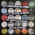 DJ MILKY / UNDERGROUND VIBES - 90's UNDERGROUND HIPHOP MIX SHOW CASE VOL.5 [MIX CD-R]