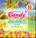 DJ WARA-Z / CANDY BEACH [MIX CD] - 夏色R&B限定MIX!!