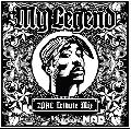 DJ BABY MAD / My Legend -2Pac Tribute Mix- [MIX CD] - HIP HOPを語る上で絶対に外せない2Pac追悼Mix!!