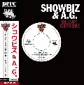 SHOWBIZ & A.G. / SOUL CLAP b/w PARTY GROOVE [7inch] - 永久不滅の90's スーパー・クラシック!