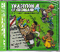 【廃盤】Sunrise / Tradition Of The Island Volume 4 [MIX CD] - 80s,90sのデジタルキラーチューン満載!