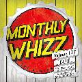 DJ UE / WHIZZ Vol.177 [MIX CD] - 最新HIPHOP,R&B、Reggaeを彩り豊かに収録し、スムースでひたすら気持ちいいmix!