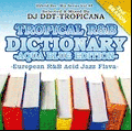 <img class='new_mark_img1' src='//img.shop-pro.jp/img/new/icons5.gif' style='border:none;display:inline;margin:0px;padding:0px;width:auto;' />DJ DDT-TROPICANA / Tropical R&B Dictionary Aqua Blue Edition -European R&B Acid Jazz