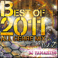 DJ Yamahiro / Best Of 2011 All Genre Mix Vol.2 [2MIX CD] - 豪華2枚組109曲収録!