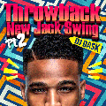 [予約/取寄せ]DJ DASK / Throwback New Jack Swing Pt.2 [MIX CD] - ファン涙ものの選曲、構成で当時を彷彿させるお宝MIX!!