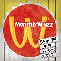 DJ UE / WHIZZ Vol.186 [MIX CD] - 今作はHIPHOPを軸とした幅広いジャンルをスムースにMIXし、ハッピーな時間をお届け!