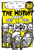 DJ D's / THE HISTORY (2CD's + 1DVD 201TRACKS) [MIX CD/DVD][Dead Stock]