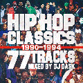DJ DASK / HIP HOP CLASSICS 77 TRACKS 1990-1994 [MIX CD] - HIP HOPクラシックを77曲MIX!!