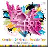 Charlie × DJ Hiroki × Double Top Collaborate Mix CD - We Love R&B - / DJ Hiroki