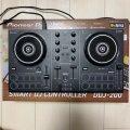 Pioneer DDJ-200 - スマホで手軽にDJできる軽量DJ機材!