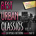 【廃盤】DJ Hiyoco & DJ Swing / Best Urban Classics Vol.2 [2MIX CD] - Classic Mix決定版!