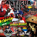 BARRIER FREE / ANTIGUA WORLD WAR 1 -SOUND CLASH- [3枚組MIX CD] - 豪華3枚組!!!これが優勝する実力!!