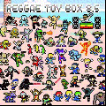 DJ Yama / Reggae Toy Box 8.5 -Computer Dancehall編- [MIX CD]