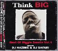 DJ Hazime & Safari / Think Big [MIX CD] - HIPHOPとBIGGIEを愛する人には必ず聴いていただきた い1枚!