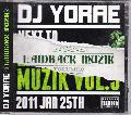 DJ YORAE / LAIDBACK MUZIK VOL.3 [MIX CD] - 寒い季節にもどこか温まる、ゆったりした気持ちになれる最高の音。