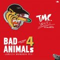 [予約] TURTLE MAN's CLUB / BAD ANIMALS 4 -BRAND NEW ONE DROP MIX- [MIX CD]