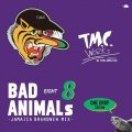 [予約] TURTLE MAN's CLUB / BAD ANIMALS 8 JAMAICA BRAND NEW MIX -ONE DROP EDITION- [MIX CD]