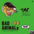 [予約] TURTLE MAN's CLUB / BAD ANIMALS 10 JAMAICA BRAND NEW MIX -ONE DROP EDITION- [MIX CD]