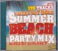 DJ PLANET / SWEET HOT DOGG SUMMER BEACH PARTY MIX [2MIX CD] - 超アゲアゲ・ノンストップミックス!グルーヴ感300点満点のミックスワーク!!