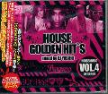 【廃盤】DJ Yoshio / House Golden Hit's Vol.4 [MIX CD] - 大人気のHouse Golden Hit'sシリーズ最新作!!