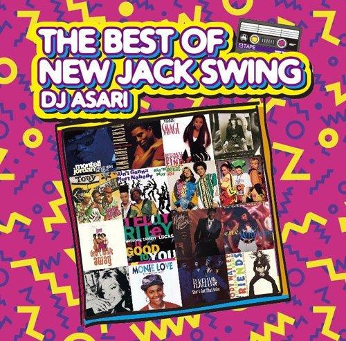 [大推薦★近日入荷]DJ Asari / -The Best Of Newjack Swing- [MIX CD] - 試聴あり!New jack Swing名曲を超絶スキルDJ AsariがMix!