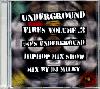 DJ Milky / Underground Vibes 90's Underground HipHop Mix Show Case Vol.3