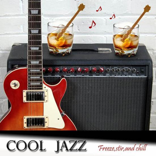 アイストレイクールジャズ - ギター型の氷とマドラーにもなるスティック!