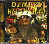DJ Milky / Happy Jam Vol.2 (2 MIX CD)[Dead Stock] - バックナンバー急遽入荷!