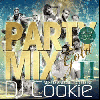 DJ Cookie / Party Mix Gold Vol.2 +plus (2CD 100 Tracks)[MIX CD] - 超キャッチー!!