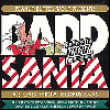 Peanut Butter Wolf presents (V.A.) / Badd Santa [2LP] - Peanut Butter Wolf監修クリスマスコンピ!!