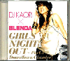DJ Kaori / Girls Night Out -Part.1- Down Town Classics [MIX CD] - New Jack Swing強めの選曲